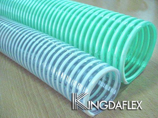 PVC helix suction hose_ Suction Hose with PVC helix & Flexible Large Diameter 250mm Heavy Duty Pvc Steel Wire Suction Hose ...