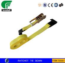 Promotional custom ratchet strap tie