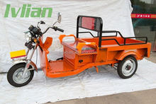 car passenger tricycle, 800-1000w differential motor 60v powerful passenger electric tricycle