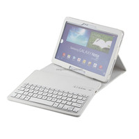 Sliding Keyboard Case For Samsung Galaxy Note 10.1 2014 Edition P600 P601