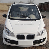 2015 high quality fashion electric rechargeable cars in automobiles