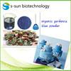 Gardenia blue powder for food colorant organic gardenia blue powder