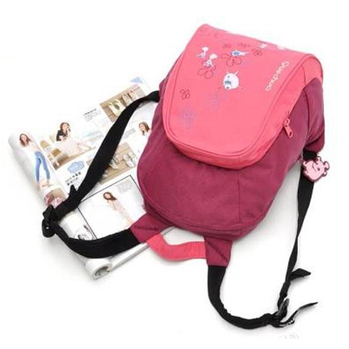 Populaire belle image de fille sacs d'école