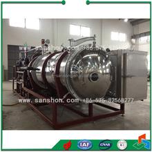 China Industrial Fruit And Vegetable Vacuum Freezing Drying Machine Equipment