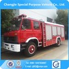hot sale dongfeng 4x4 off-road fire truck