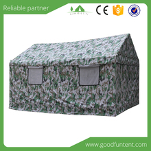 military tent from China factory with best quality canvas tent shelter