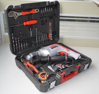 impact drill kit hand-held household power tool
