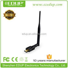 EDUP beini wireless lan network adapter ralink 5370 wifi 150Mbps usb2.0 latest wireless network cards EP-MS150N
