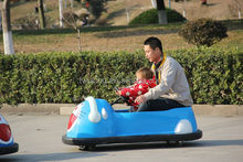 Coin operate easy control electric baby car for sale