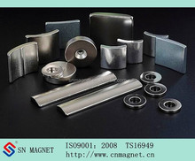 N52 neodymium magnet with high quality for industry