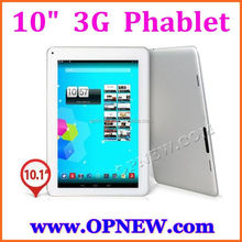 10 inch Android 5.1 Lollipop Quad Core Tablet PC Build in 3G Phone Call Phablet dual sim mtk6582 cpu with WIFI Bluetooth FM GPS