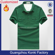 100 polyester wholesale brand us polo t shirts