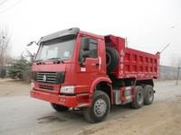 2015 new sinotruck howo dump truck for sale in dubai tipper 6x4 truck 340hp