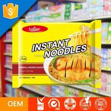 Air dried instant noodles soup base noodle