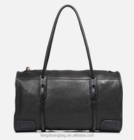 Single shoulder bag 2015 new head layer cowhide leather female bag lady Travel Tote