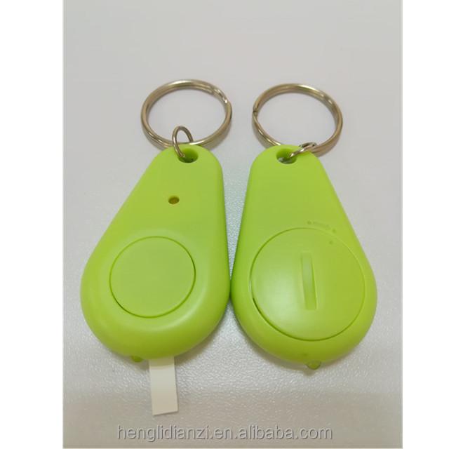 Schlüsselanhängern Sound Control Auto Schlüsselsucher-verzeichnis Finden Verloren Schlüsselbund LED Whistle Key Finder