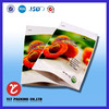 food grade resealable fast vacuum plastic food bag with 3 side seal