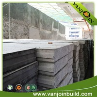 Prefabricated thin sound insulation partition walls for Ghana
