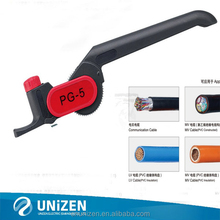 25mm Replaceable Longitudinal and Circular Cutting Cable Knife
