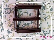 DIY luggage leather handbags bags hardware fittings of 2.5cm inner diameter high pin buckle