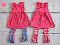 Smocked children clothing wholesale fashion children's clothing wear 2015 fall baby clothes