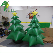 2015 Our factory own made 2M tall inflatable Christmas tree