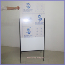 Poster board display stand H27