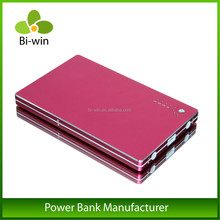 20000mAh universal aluminum laptop power bank