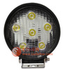 20% off discount with CE !18W high intensity LEDs round LED Work Light,LED work light for truck ,off-road vehicles,4x4