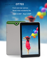 New products for market 7 inch new dual core pc tablet with sim card