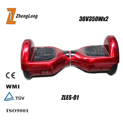 speedometer for self balancing electric scooter