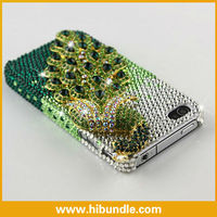 for iphone 4s luxury case, for iphone bags, for iphone 4 peacock cases