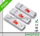 Unidade flash USB de plástico, Barato isqueiro shape USB flash memory
