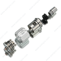 EHPRO Authentic atomizer wholesale e cigarette distributors glass tank atomizer 50 watt mod from shenzhen ehpro