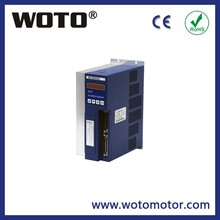 low cost 3-phase 220V ac servo motor and drive 750w