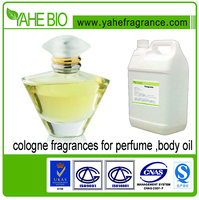 pure and concentrated cologne fragrance oil for branded perfume,for body oil