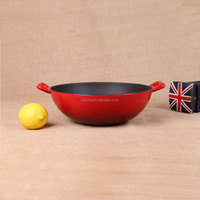 chinese buy morden kitchen cookware cast iron wok