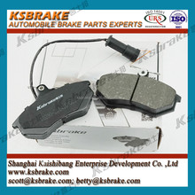 Universal non asbestos Brake Pad D227 431 698 151 G for Chery Amulet Spare Parts