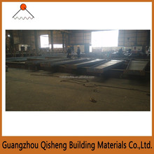 green red and orange stoving varnish steel building material. steel designed structure