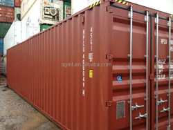20ft shipping container from china to canada