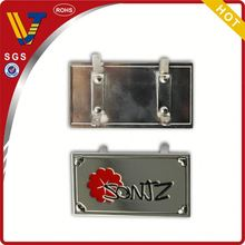 2014 High quality car logo nameplate&brand nameplate