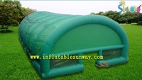 waterproof and durable giant inflatable military tent, marquee tent for sale