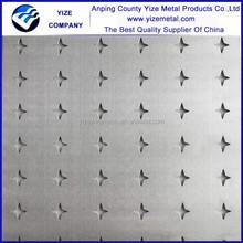 alibaba china market Perforated metal sheet facade/laser cut privacy screens