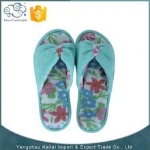 2015 New winter hot sale platform slippers