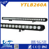 China Manufacturer New design model Straight Auto led lightbar,288W Auto led light bar,Auto ledlight bar for cars