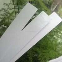 PVC edges