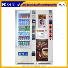 Combo drink snack Coffee vending machine