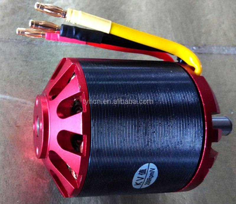 High power brushless motor outrunner emp c6374 kv 200 for for High power brushless dc motor