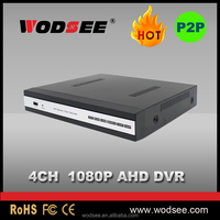 Only $42.5 Support more than 20 languages and IOS, Android cctv 1080P 4ch ahd dvr