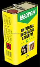 MAGPOW furniture Strong Contact adhesive,Excellent Environmental Economical Contact cement,China factory of Contact cement glue